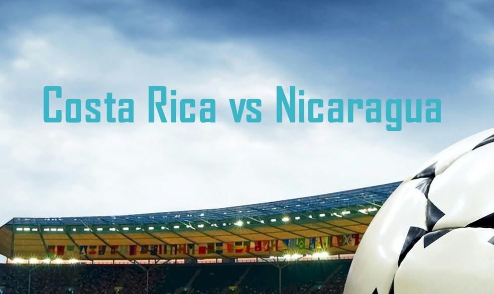 Costa Rica vs Nicaragua 2015 Score En Vivo Ignites Futbol Amistoso