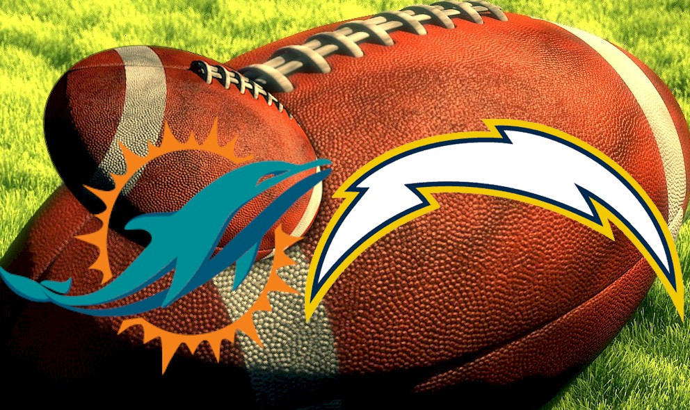 Dolphins vs Chargers 2015 Score Heats up NFL Football Results