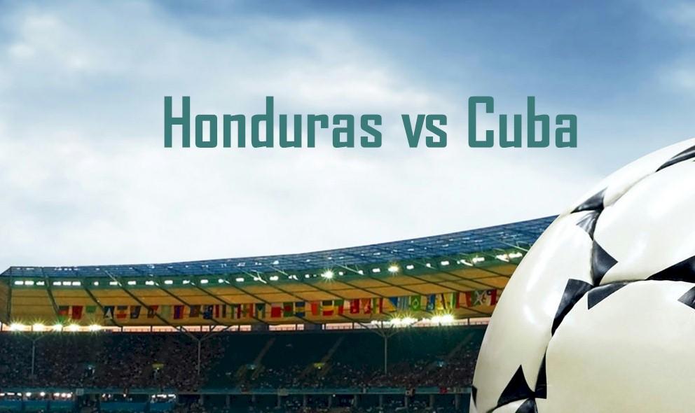 Honduras vs Cuba 2015 Score En Vivo Ignites Futbol Amistoso Today