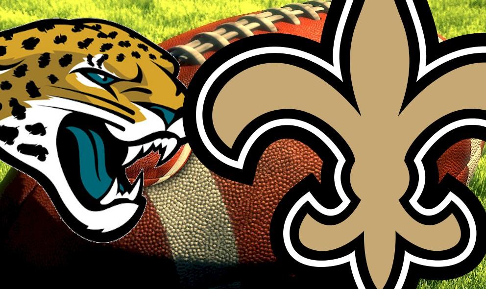 Jaguars vs Saints