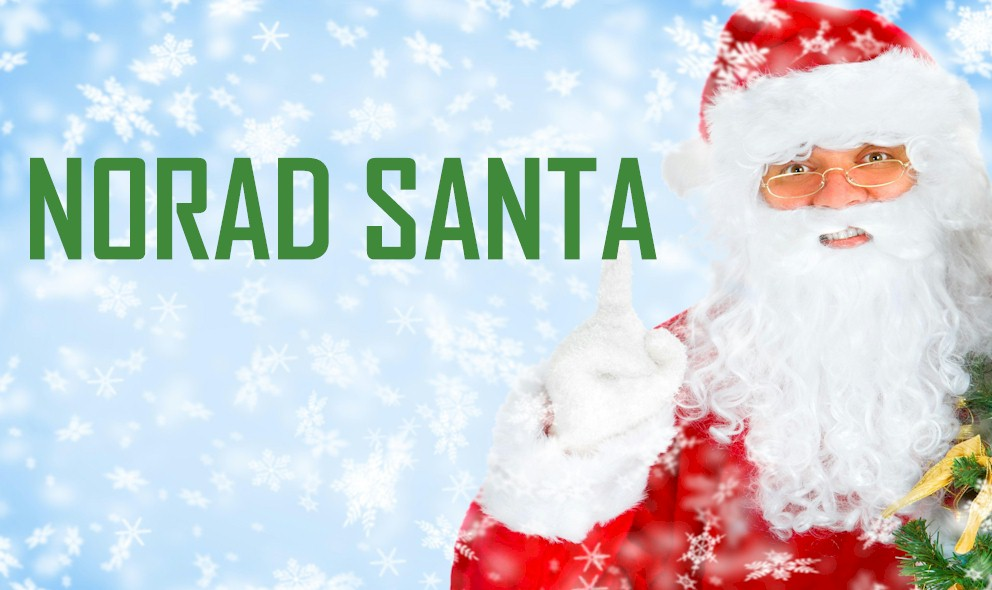 NORAD Santa Tracker 2015: Where is Santa Claus Right Now, Track Santa