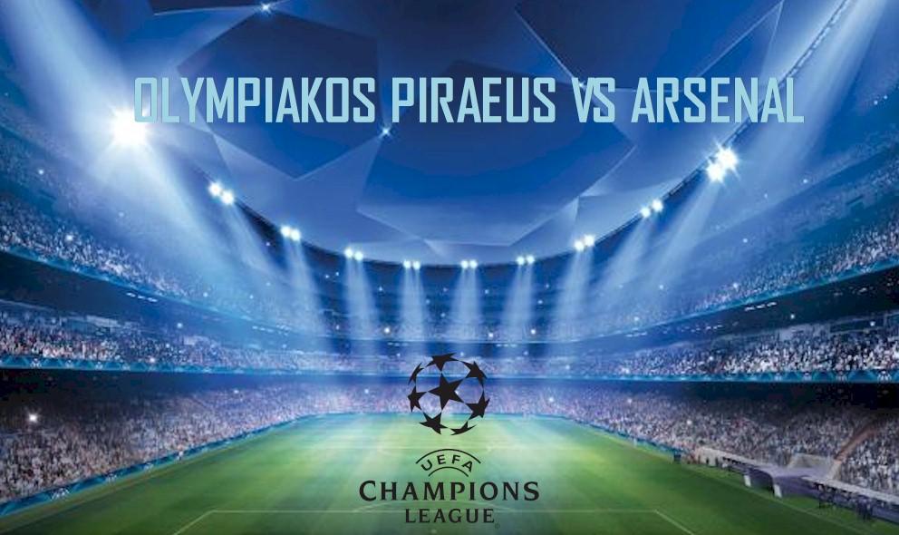 Olympiakos Piraeus vs Arsenal 2015