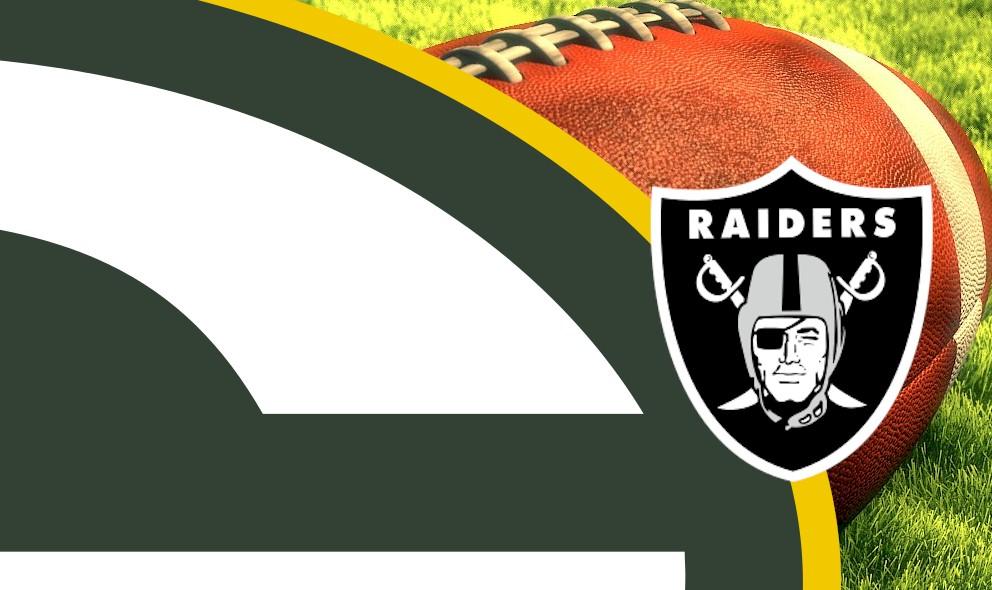 Packers vs Raiders