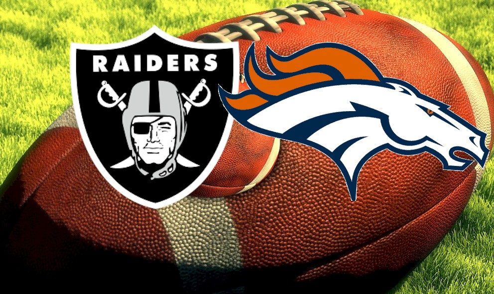Raiders vs Broncos 2015 Score Heats up NFL Football Results