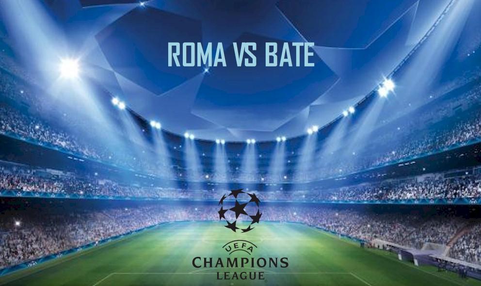 Roma vs BATE 2015