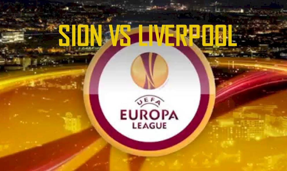 Sion vs Liverpool 2015 Score Ignites UEFA Europa League Results