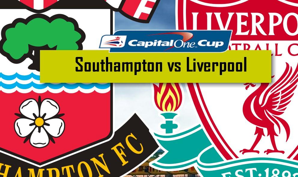 Southampton vs Liverpool 2015 Score Heats up Capital One Cup, League Cup