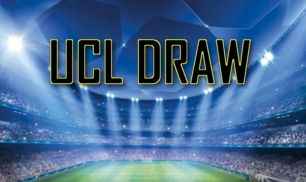 UCL Draw Results: UEFA Champions League Draw Results 12/14 Revealed