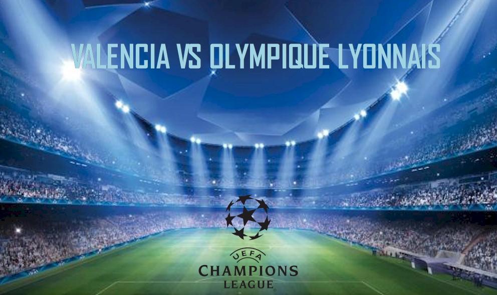 Valencia vs Olympique Lyonnais