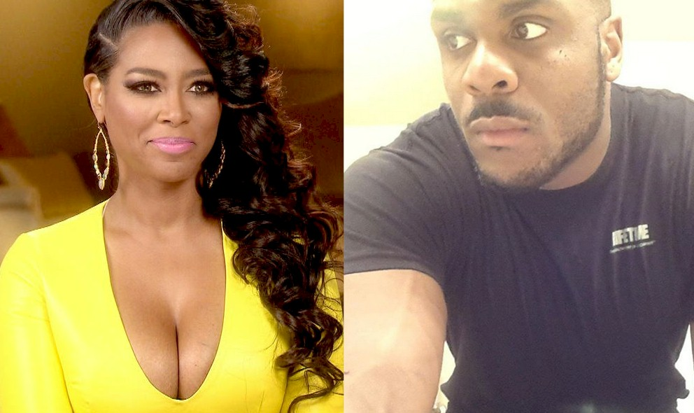 Kenya Moore, Matt Jordan: New Boyfriend 2015 Debuts on RHOA: EXCLUSIVE