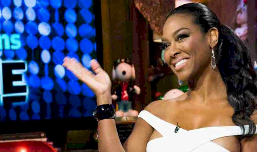 Kenya Moore Boyfriend 2015 Matt Jordan Twirls in Boxing Ring: EXCLUSIVE