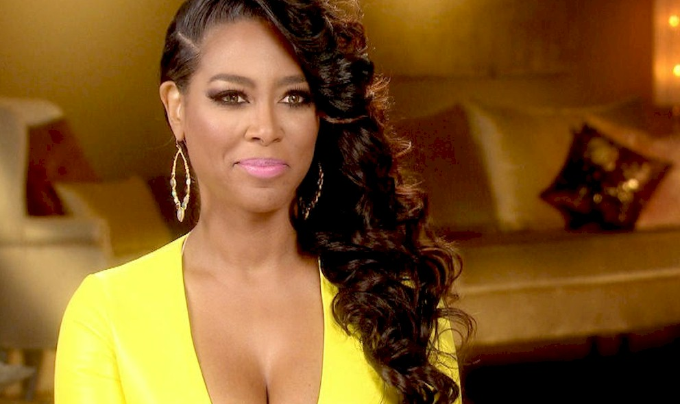 Kenya Moore New Dog 2015: Adopts New Puppy after Velvet - EXCLUSIVE