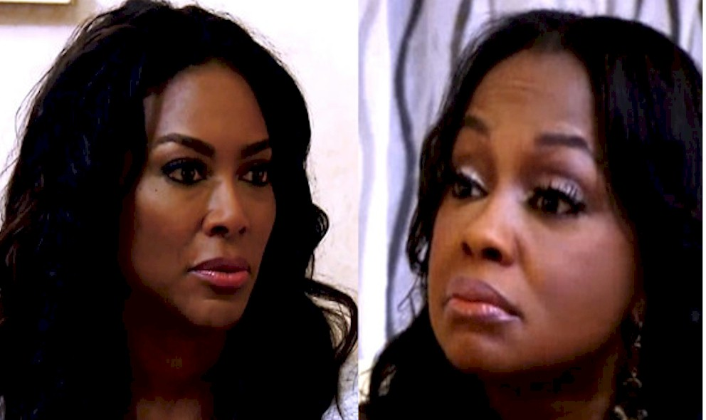 Phaedra Parks' Kenya Moore Blame Game Far from Over on RHOA: EXCLUSIVE