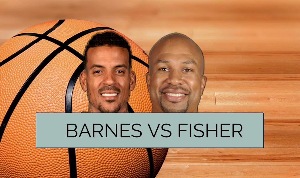 Matt Barnes, Derek Fisher Feud: Plus, Will Laura Govan Suit Ignite Next 15?