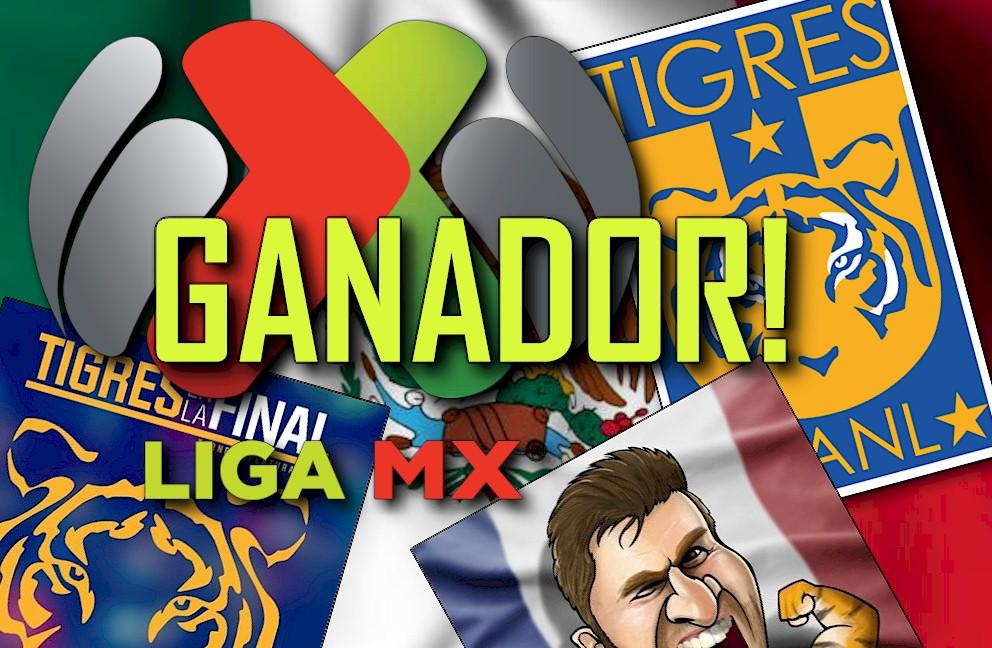 Pumas vs Tigres: Tigres Wins Liga MX Apertura Torneo 2015 Mexico