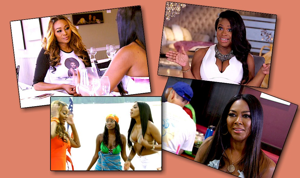 RHOA Ratings 2015: 500K Leave Show for 5th Consecutive Week - EXCLUSIVE