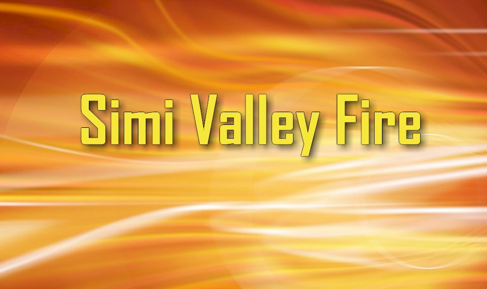 Simi Valley Fire 2015: Ventura County Fire Aids Fire Fight