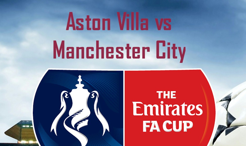Aston Villa vs Manchester City 2016 Score Updates FA Cup Results