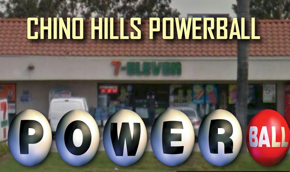 Powerball Chino Hills CA 7-11 Winning Ticket Sold, 4092 Chino Hills Parkway