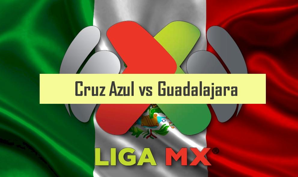 Cruz Azul vs Guadalajara