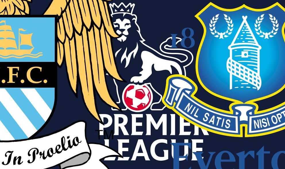 Manchester City vs Everton 2016 Score Heats Up EPL Table Results