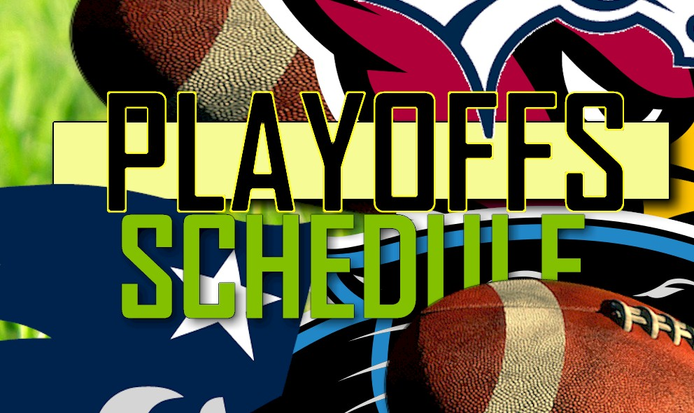 NFL Playoff Schedule 2016: 1/24 AFC Championship, NFC Championship Games