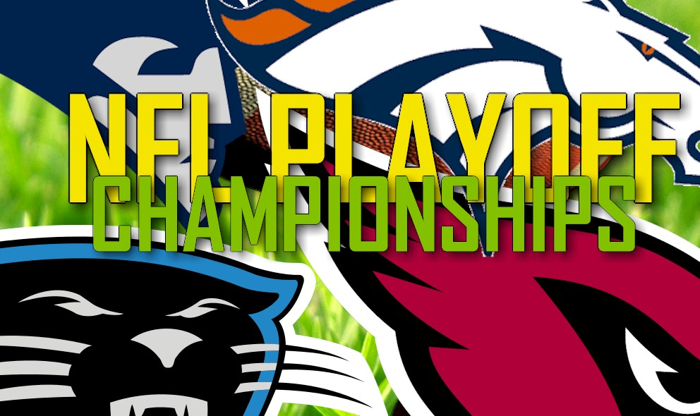 NFL Playoff Schedule 2016 Bracket: NFC, AFC Championship Games Set