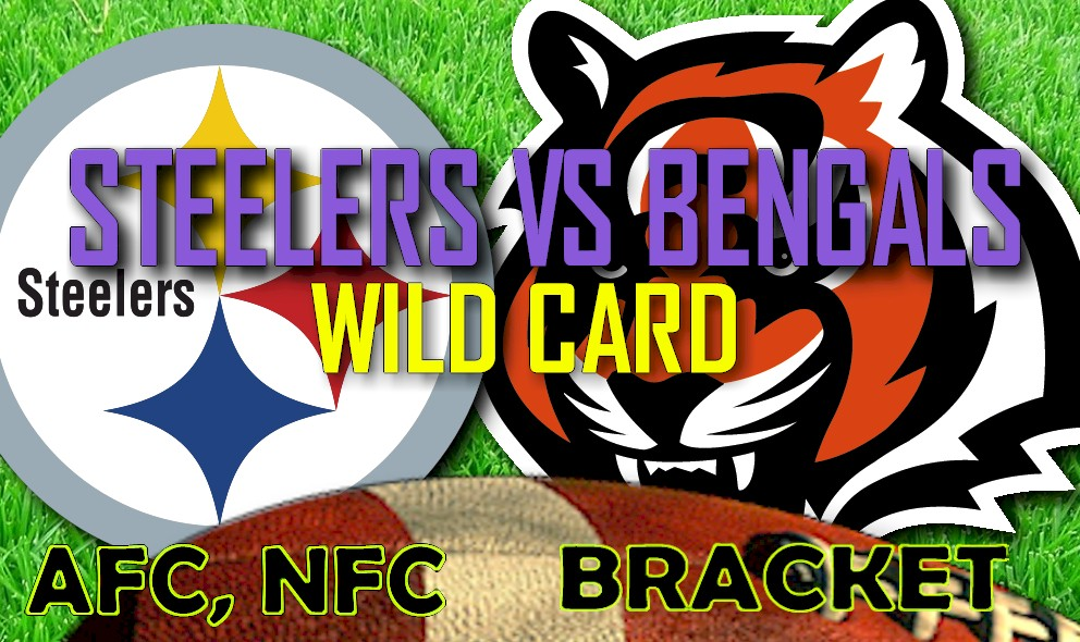 NFL Playoff Schedule 2016, NFL Scores Ignite Steelers vs Bengals Wild Card