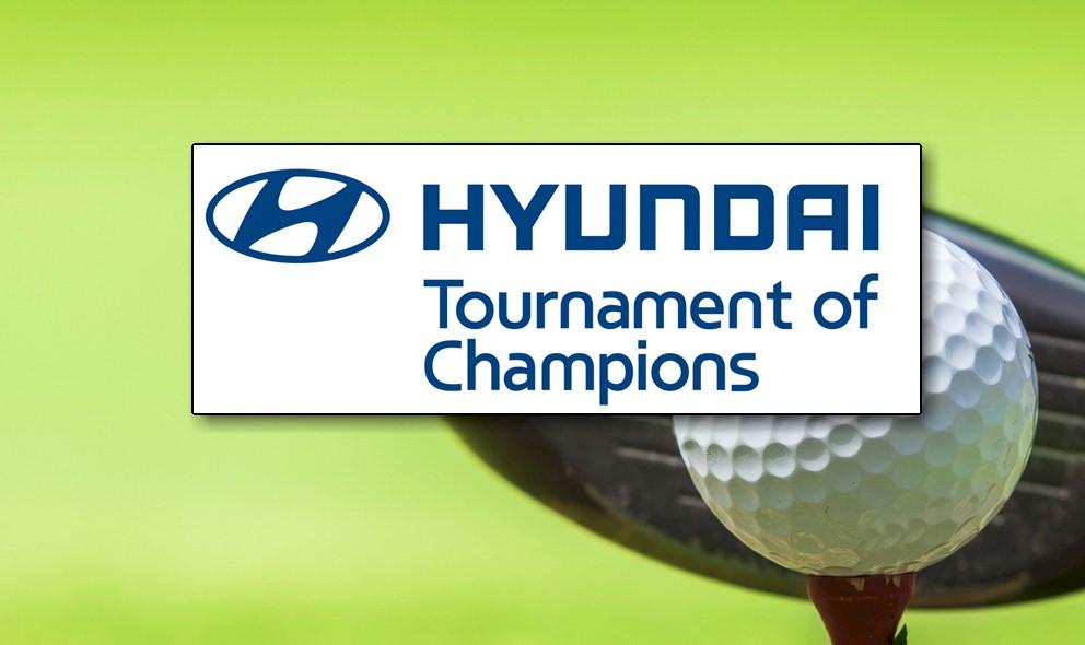 PGA Leaderboard 2016 Ignites Hyundai Tournament Of Champions Leaderboard