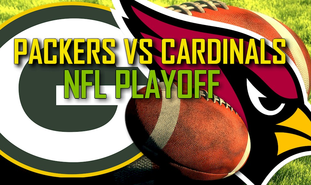 NFL Divisional Games 2016: Packers vs Cardinals Start Time, Channel Set