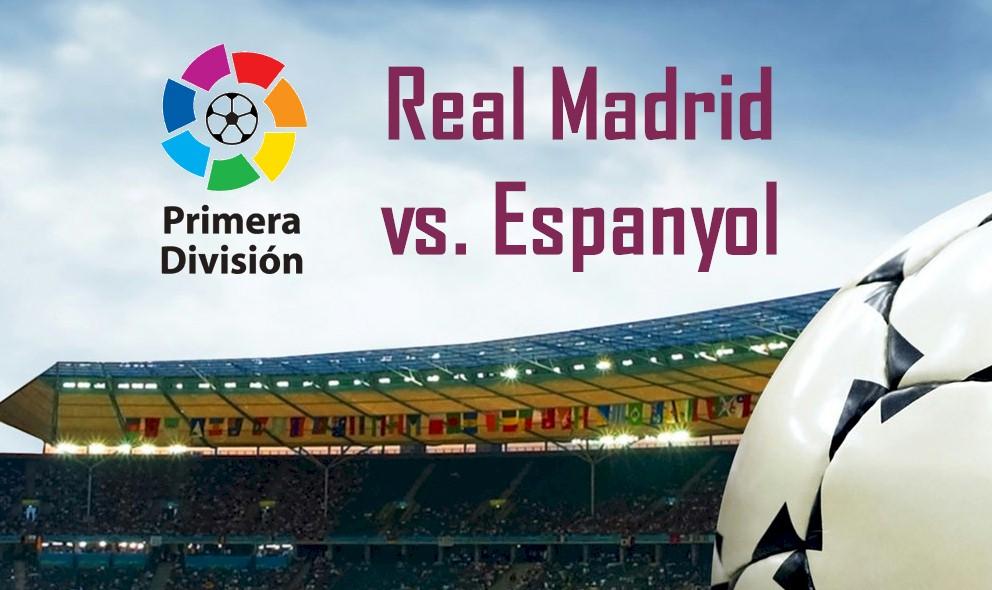 Real Madrid v Espanyol 2016 Score En Vivo Ignites La Liga Table Results
