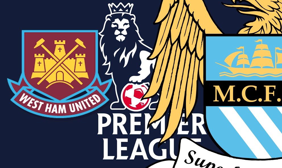 West Ham United vs Manchester City 2016 Score Ignites EPL Table Results