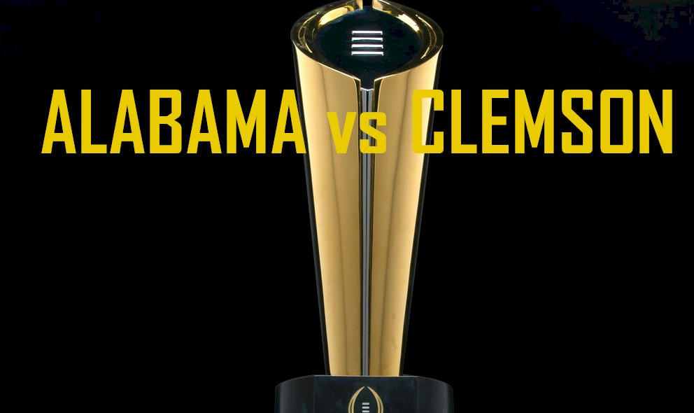 college football scires what channel is the college football national championship game on