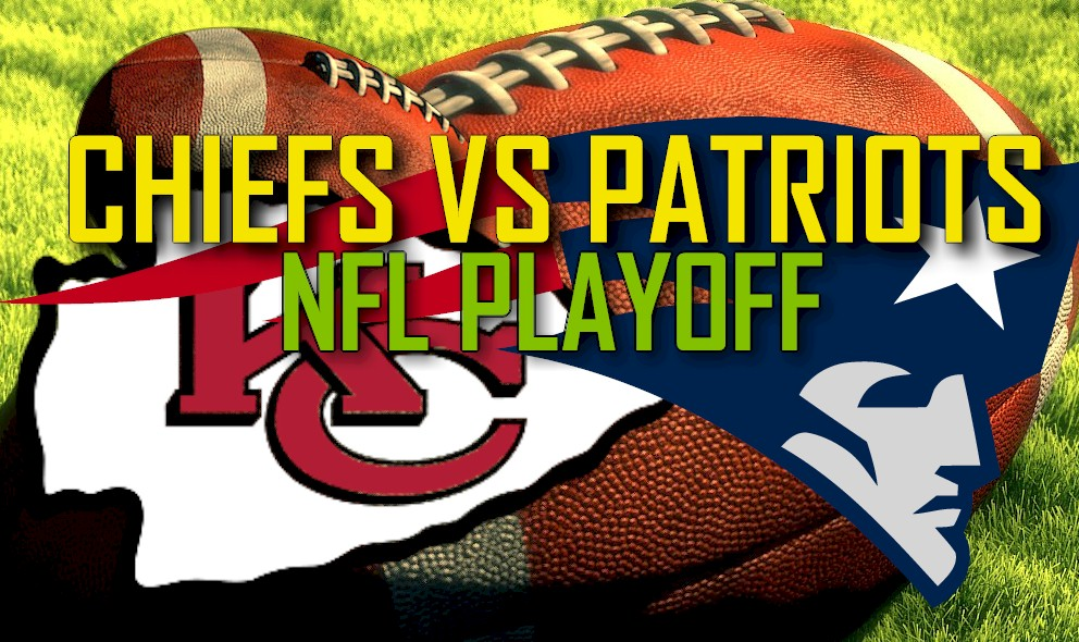 Chiefs vs Patriots 2016: NFL Scores, Channel Start Time, Playoff Schedule