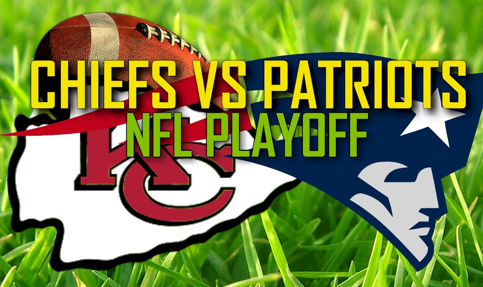 Chiefs vs Patriots 2016 Score Ignites NFL Playoff Schedule Divisional Game