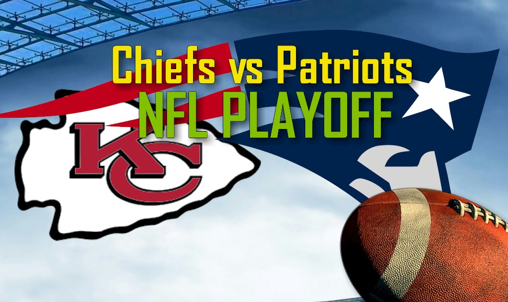 NFL Playoff Bracket: Chiefs vs Patriots Game Start Time, Channel Set