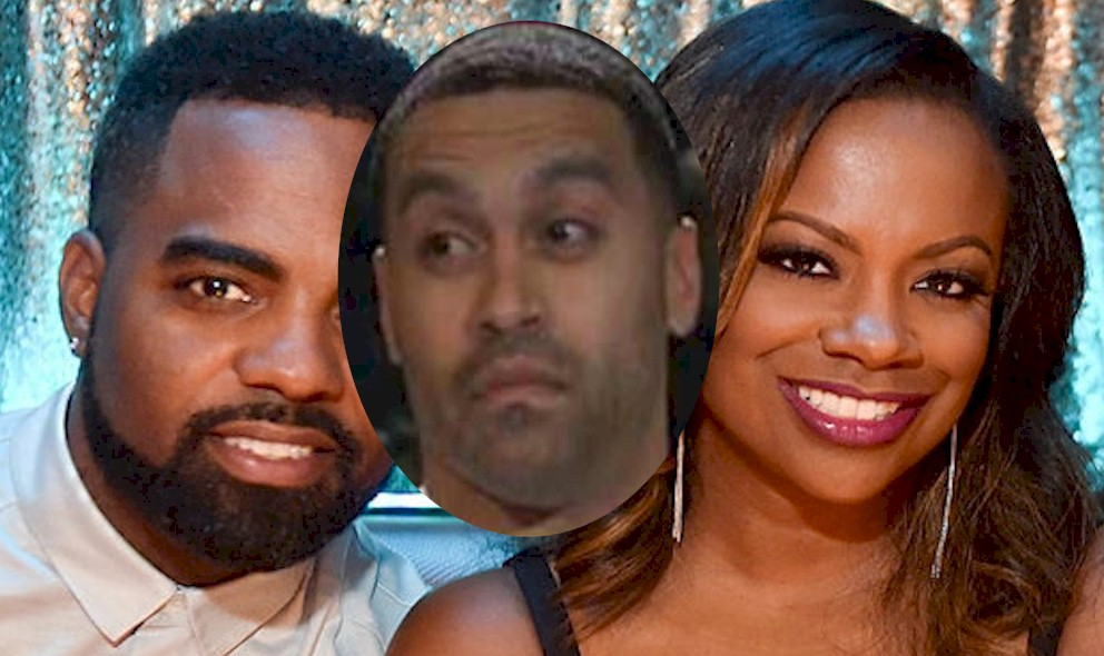 Feds Raid Kandi Burruss Home for Apollo Nida Bikes? EXCLUSIVE