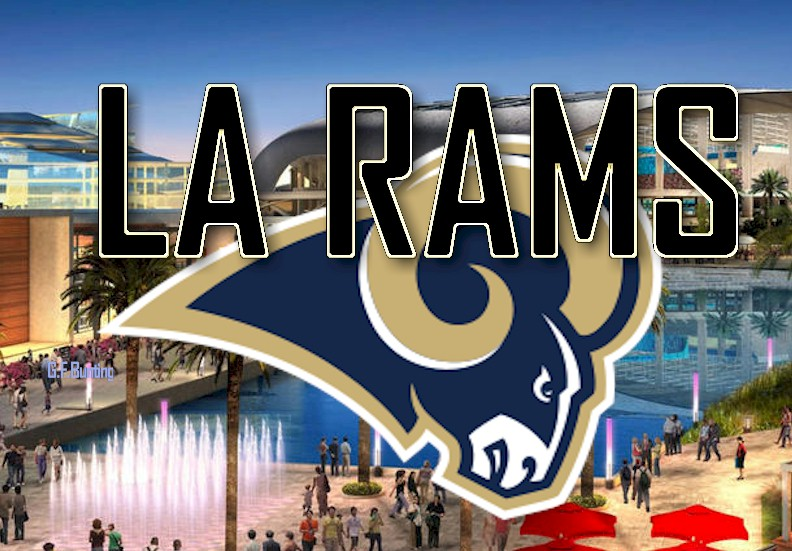 LA Rams NFL Football Inglewood Stadium Could Still Add Chargers, Raiders