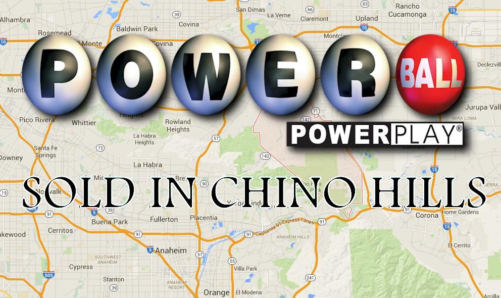 Last Night Powerball Winning Numbers January 13 Sold in Chino Hills, CA