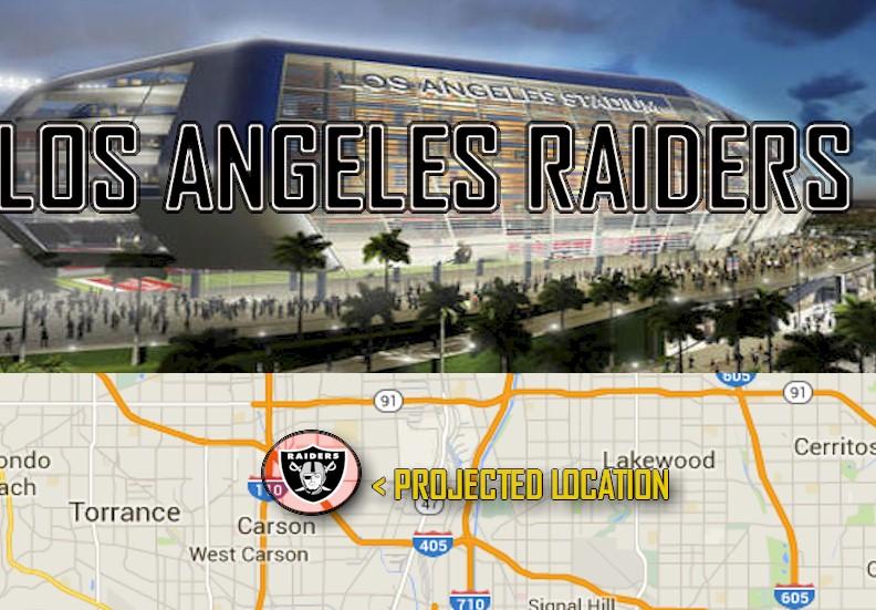Los Angeles Raiders 2016: Carson Football Stadium Focuses on Rental Deal