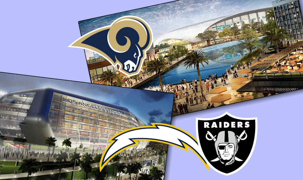 Los Angeles Chargers, Raiders, Rams? Relocation 2016 Timeline Set