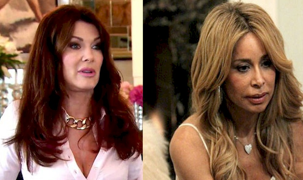 Faye Resnick, Marcus Allen: Lisa Vanderpump Fires Another RHOBH Shot