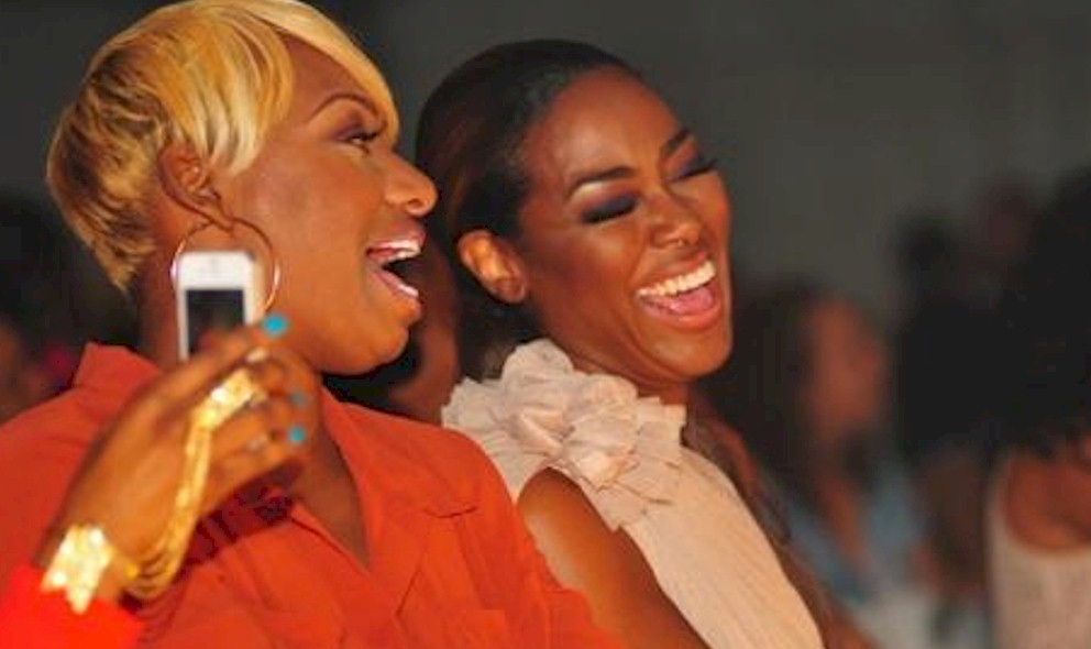 NeNe Leakes, Kenya Moore RHOA Friendship Takes Another Twirl? EXCLUSIVE