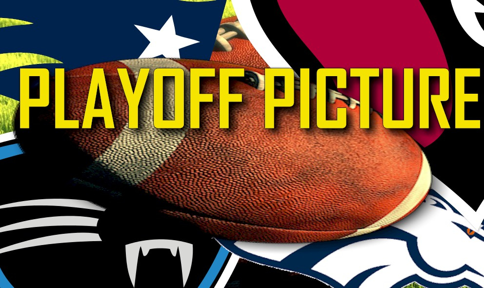 NFL Playoff Picture 2016: January 24 NFL Football Games Today, Start Times