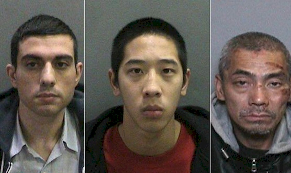 Hossein Nayeri, Jonathan Tieu and Bac Duong: OC Prison Escapees Revealed
