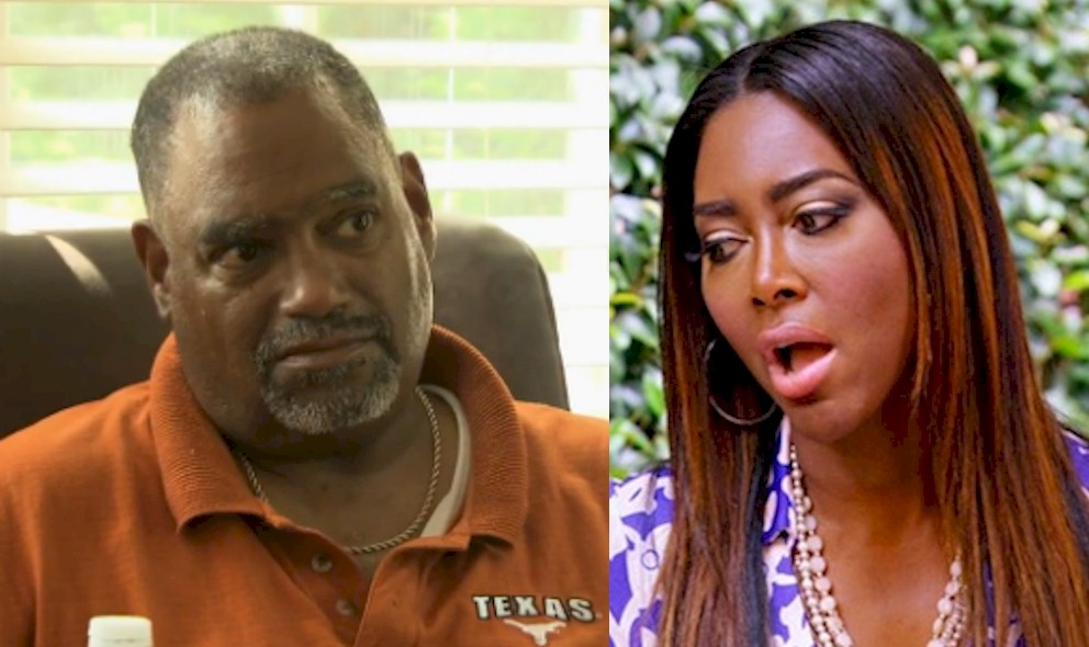 Patricia Moore, Kenya Moore's Mother: Dad Ronald Grant Returns to RHOA