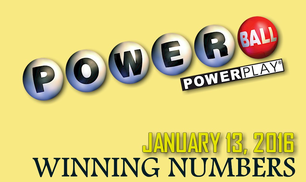 Powerball Winning Numbers January 13 Results Tonight Draw Time Set
