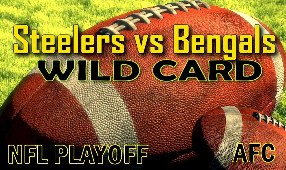 Steelers vs Bengals 2016 Football NFL Playoff Game: TV Channel, Start Time