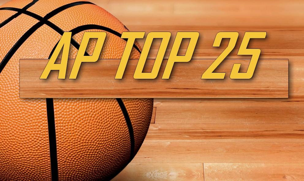 AP Top 25 NCAA College Basketball Rankings Ignite St John's vs Xavier