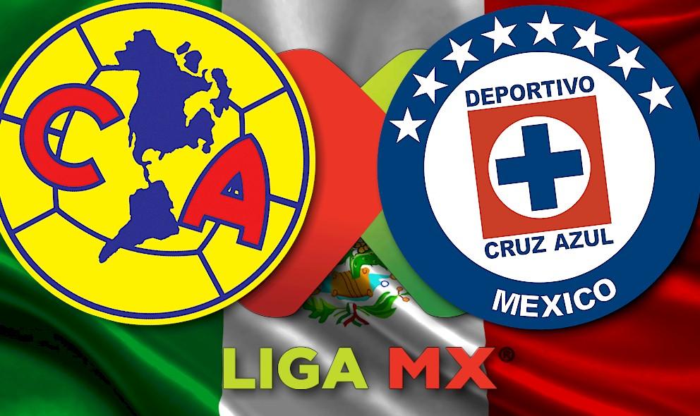 América vs Cruz Azul 2016 Score En Vivo Ignites Mexico Liga MX Futbol